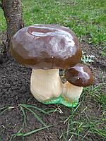 Садовая фигура Грибы два боровика
