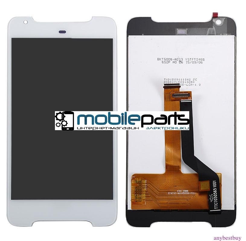 Оригинальный  Дисплей (Модуль) + Сенсор (Тачскрин) для  HTC Desire 628 (Белый)