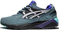 "Мужские кроссовки Asics Tiger Gel Kayano Trainer ""Trail"" Pack Blue"