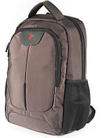 """Удобный рюкзак для ноутбука  2E-BPN316BR 16"""" коричневый"""