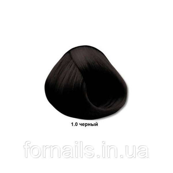 Mirella Краска для волос 1.0 черный