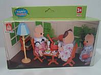 Игровой набор мебели для кухни | «Happy Family»