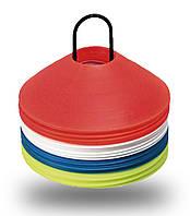 Набор фишек конусов для тренировки Rucanor Marker Set 27337-12 Руканор