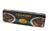 Кальмар кусочками в чернильном соусе (La Piedad), 83 г