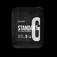 Укрепляющий грунт глубокого проникновения KOLORIT STANDART GRUNT, 5 л