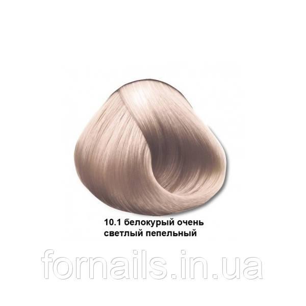Mirella Краска для волос 10.1 белокурый очень светлый пепельный