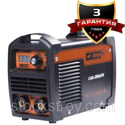 Сварочный инвертор Днипро-М САБ-250 ДПК mini, фото 1
