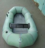 Резиновая лодка Лисичанка Эрлан 1.5 местная