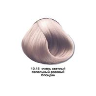 Mirella Краска для волос 10.15 очень светлый пепельный-розовый блондин