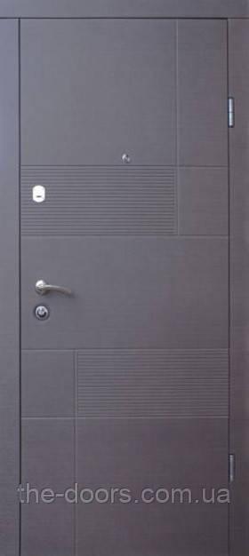Двери входные Форт модель Калифорния стандарт