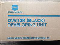 DV612 K, Developer Unit ,  Konica Minolta, Bizhub c452/c552/c652