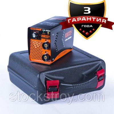 Сварочный инвертор Днипро-М САБ-250МК