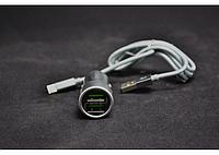 Автомобильная зарядка LDNIO 2USB 3.6 A C302+ USB cable