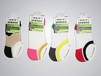 Детские короткие носки для девочек Aura.via оптом ,20/23-24/27 pp.