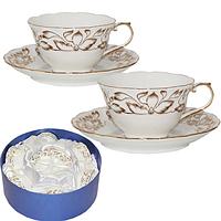 Сервиз чайный 12 предметов Невеста SNT 170
