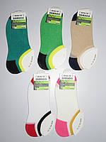 Детские короткие носки для девочек Aura.via оптом ,28/31-32/35 pp., фото 1
