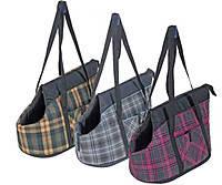 Переноска-сумка для дом. животных Природа микс