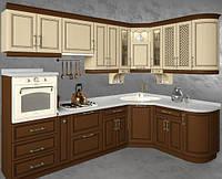 Кухня карамель
