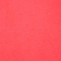 Фоамиран 2 мм, 20x30 см, Китай, СВЕТЛО-КРАСНЫЙ