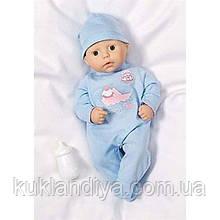 Пупс Baby Annabell Мой первый малыш Zapf Creation