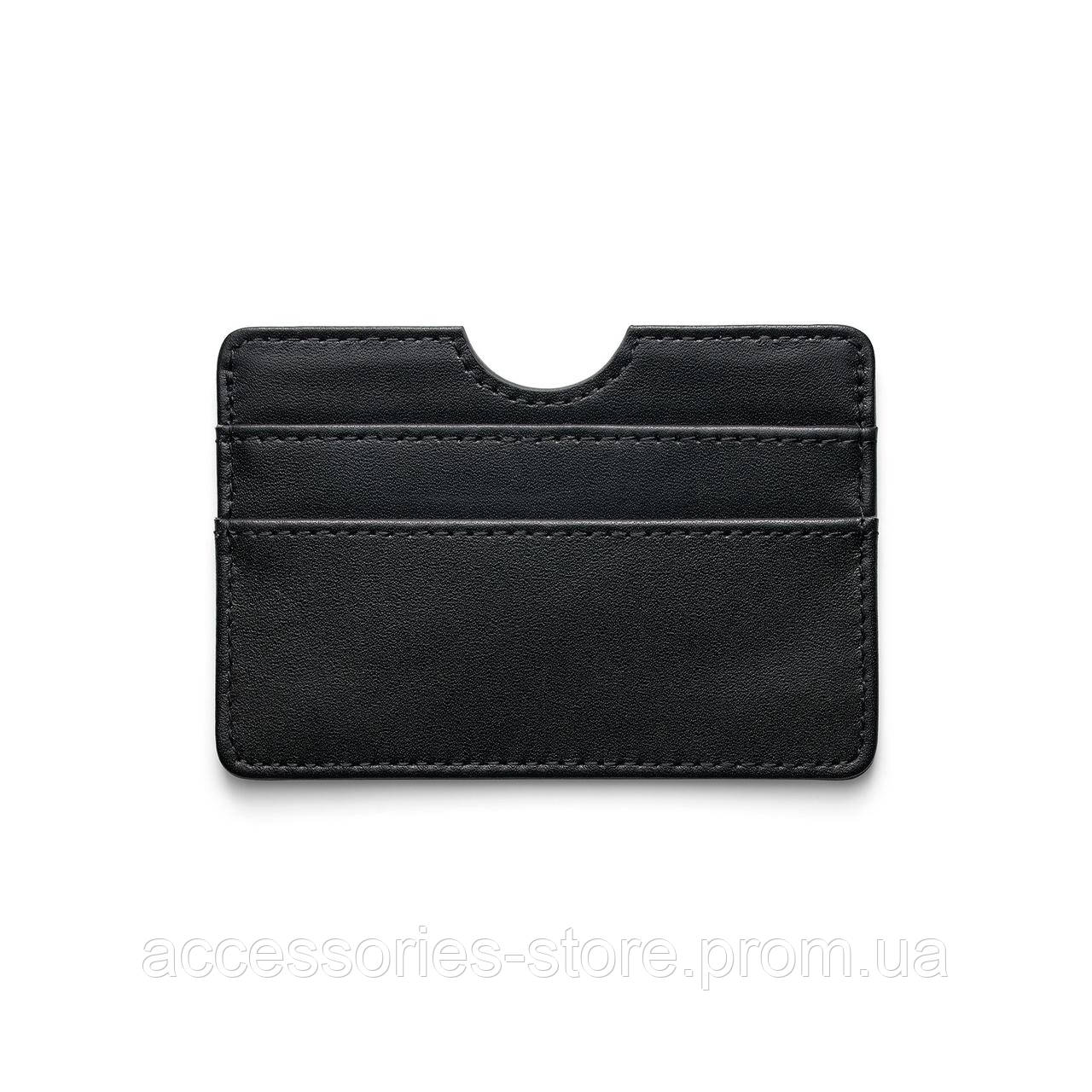 Визитница Volvo Classic Leather Card Holder