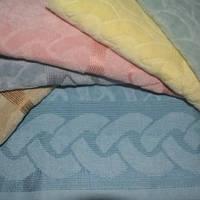 Метровые полотенца Косичка