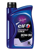 Трансмиссионное масло Elf TransElf TYP B 80w90 1л
