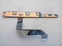 Кнопка включения Lenovo G565, G560, Z560, Z565, V560, Z460, Z465 LS-5754P , фото 1