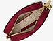 Сумка Michael Kors Ginny Medium Logo Crossbody Crimson 30H6TGNM2V, фото 3
