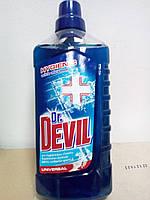 Универсальное моющее средство Dr.DEVIL / Universal Hygienic Dr.DEVIL Гігієнічний 1л (2710)
