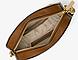 Сумка Michael Kors Ginny Medium Logo Crossbody Brown 30H6TGNM2V, фото 3