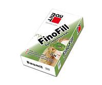 Baumit Fino Fill - белая сухая гипсовая стартовая шпаклевка для внутренних работ, 20 кг