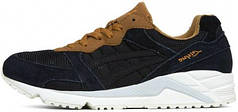 "Женские кроссовки Asics Gel Lique ""Cathay Spice"" Black/Brown"