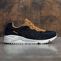Женские кроссовки Asics Tiger Gel-Lique Black Cathay Spice H6K0L-9077, Асикс Гель Лик, фото 3