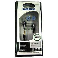 Наушники   (Китай) Samsung  TS-3090 вакуумные,блистер