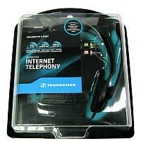 Наушники с микрофоном SENNHEISER Comm PC 2 CHAT