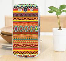 Оригинальный чехол накладка для Samsung Galaxy Core i8260 i8262 с картинкой Орнамент
