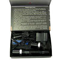 Фонарь аккумуляторный Bailong BL-T8629 ультрафиолет (Распродажа)(30000W +ЗУcеть;Li-ion18650+ЗУавто)