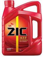 Трансмиссионное масло ZIC ATF Dextron6 4л.(Ю.Корея)