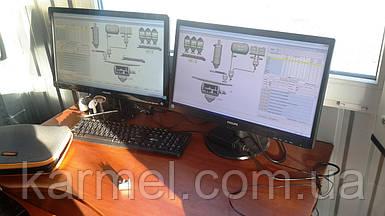 """Автоматическая система управления """"АСУ"""" с силовой электрошкафом та персональным компютером"""