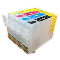 Перезаправляемые картриджи Epson XP-215/ XP-225/ XP-322/ XP-422 (18XL)