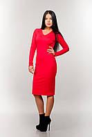 Женское платье Wolff 7101 S, красный