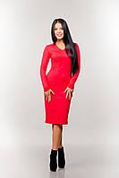 Женское платье Wolff 7101 L, красный