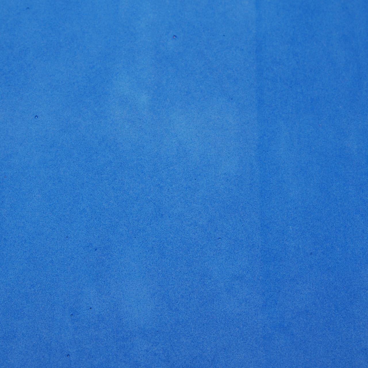 Фоамиран 2 мм, 50x50 см, Китай, СИНИЙ