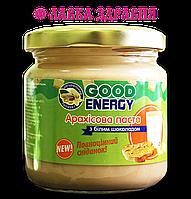 "Паста арахисовая с белым шоколадом, ""Good Energy"", 180 г"