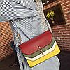 Модная разноцветная сумочка, фото 5