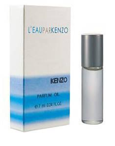 Масляный мини-парфюм с феромонами для женщин Kenzo L`Eau par Kenzo (Кензо Льо пар от Кензо), 7 мл
