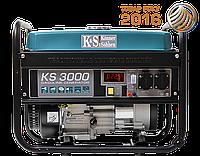 Бензиновая электростанция Konner&Sohnen KS 3000 (3 кВт)