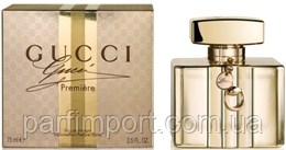 Gucci Premiere edp 75 ml  парфумированная вода женская (оригинал подлинник  Италия)
