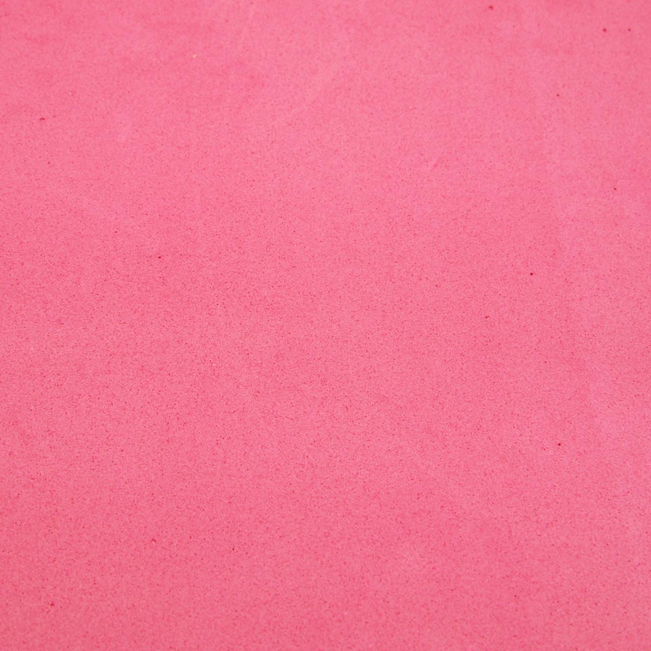 Фоамиран 2 мм, 20x30 см, Китай, ТЕМНО-РОЗОВЫЙ